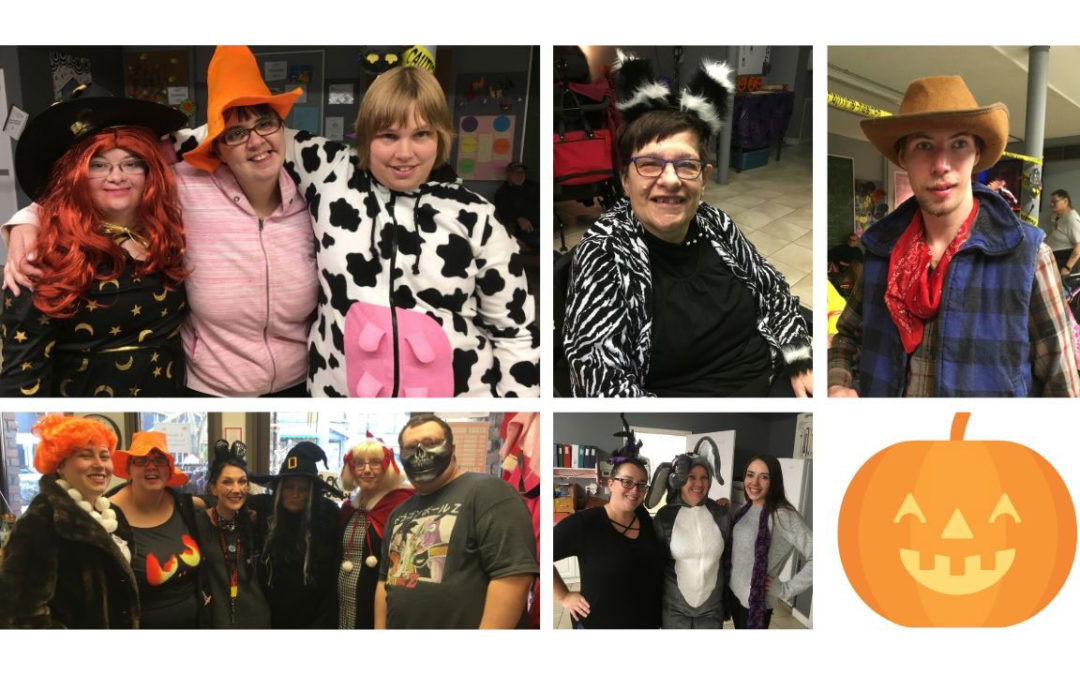 Halloween at TAAC
